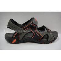 Sandals New Design Men Sport Sandals with Leather Upper Beach Sandals