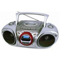便携式多功能CD/VCD/DVD播放器Portable CD/VCD boomboxFSD838