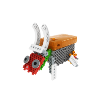 韩端教育机器人、儿童积木玩具,ABS材质教具,深圳机器人公司、有利于孩子们的智力开发多模型拼装