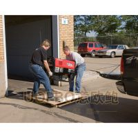 逆变直流350A汽油发电机带电焊机-耐用省油