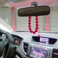 汽车挂件佛珠 蜜蜡佛珠 手提佛珠 佛珠挂饰 汽车内饰用品