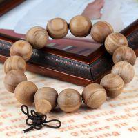 檀香佛珠 印尼芭比檀香佛珠手串 通用木质简约佛珠手链定制批发