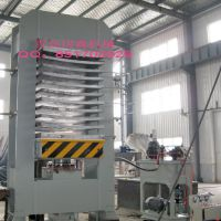 国森机械制造设计合理各种用途的曲面板弯曲成型压机