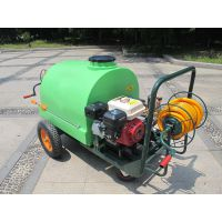 直销大成牌园林清洁汽油打药车 大容量农用高压型喷雾器