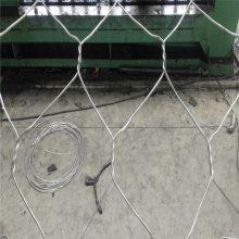 旺来pvc石笼网 石笼网箱价格 镀锌格宾笼