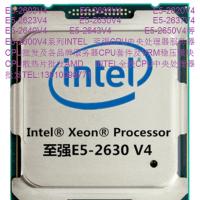 Intel至强Xeon E5-2630V4 (25M , 2.20 GHz) 十核CPU