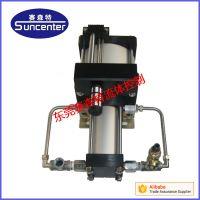 东莞赛森特DGV08空气增压泵,空气压缩机,8:1空气增压泵