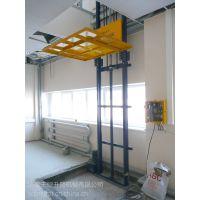 济南天锐铝合金自用单柱升降机 双柱升降平台定做厂家