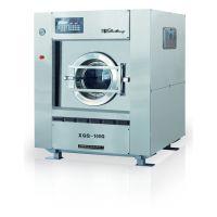 酒店宾馆医院洗涤设备 四川的全自动水洗机工业脱水机价格