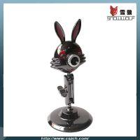 高清电脑摄像头Z2铁兔子台式笔记本USB夜视带麦克风视频摄像头