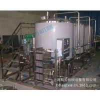 板片式加热分体式CIP定位清洗装置(果汁饮料生产线设备)