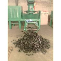 煤粉挤出机,煤粉挤出成型机鑫盛科学生产效率高!