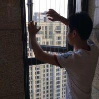 南京-防盗网防盗窗-隐形小孩防护网-钢丝防护网-定制安装