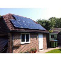 百信能源家庭用并网多晶太阳能屋顶光伏发电系统整套设备2500W瓦