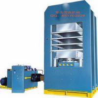 供应国森机械制造绝缘板硫化机Rubber Plate Press