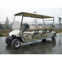 无锡德士隆供应电动高尔夫球车6座 高尔夫球车 电动会所车