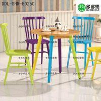 直销茶餐椅餐椅 休闲咖啡厅专用椅子 实木餐桌椅 火锅店实木椅子
