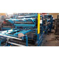 两用复合板机 彩钢泡沫板全自动生产线 沧州兴益供应