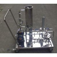 上海申劢公司供应 推车式不锈钢钛棒过滤器