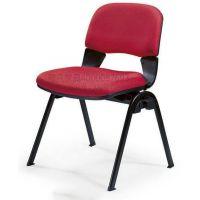 银川培训椅 雅凡办公家具厂家定制批发精品报告厅培训写字板会议椅