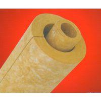 纯手工制作岩棉管 质量有保证