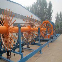陕西路桥专用钢筋笼滚焊机 全自动钢筋笼滚焊机批发建材生产加工机械