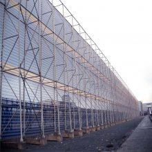 三峰防风抑尘网 挡风网 金属板