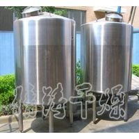 精铸干燥供应优质材质不锈钢贮罐、配制罐 化工储罐