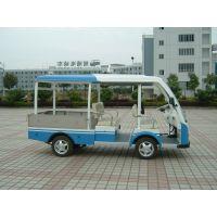 朗晴 LQF090 0.9吨 双排座电动载货车