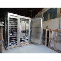 冰友海鲜水果冰棒速冻机-40度14盘 风冷食品速冻柜 包子冷冻柜