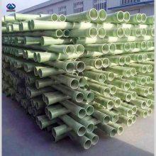 供应玻璃钢井管 浇地用的带法兰盘的井管价格 缠绕农电灌溉井管 河北华强