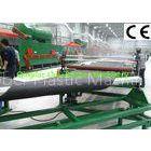 Energy Saving Foam Insulation Rubber Sheet Machine 45 Kg / M3 Density