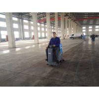 即墨机械工厂用艾隆AL-70驾驶式洗地机