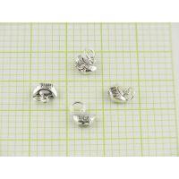 DIY999银水晶配件加工生产批发 珠宝首饰来图来样加工定制工厂