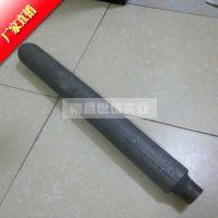 供应带丝口铸铁保护套热电偶探温针50*450