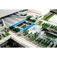 深圳北站 深圳品筑模型设计 深圳北汽车客运站位于深圳北站西广场