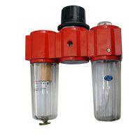 供应许诺398-20气动三联件,398系列气源处理器