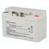 上海鸿贝BABY蓄电池FM/BB1210(12V10AH/20HR)原装正品正品保证