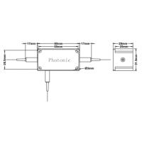 供应1030nm高功率保偏光纤环形器(TGG)