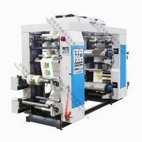 厂家2016新款 PVC服装塑料袋印刷机 PVC手提塑料袋柔性凸版印刷机
