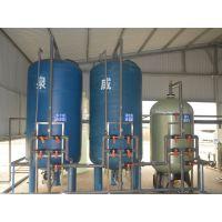 10吨/小时二级反渗透+EDI超纯水系统
