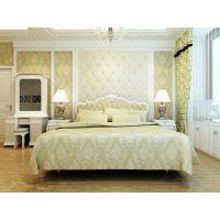 成都温江家装室内卧室装修使用地板好还是地砖好