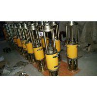 哈利法塔液压提升系统提升机