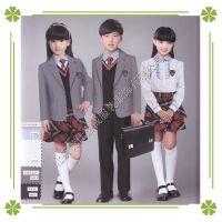 幼儿园园服定制 小学生校服定做 北京校服厂家 量体定制设计校徽