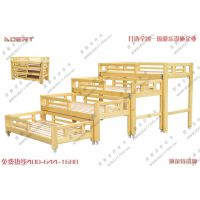 销售哈尔滨幼儿园儿童床 幼儿园午睡床 幼儿园抽屉床 推拉床 组合床
