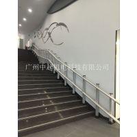 定制无障碍斜挂式升降平台 楼梯升降机 轮椅斜挂升降平台