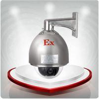 联浩兴厂家200万无盲点监控智能防爆高速球防爆等级(ExdIIC)