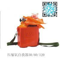 内蒙2小时氧气自救器|ZYX120隔绝式压缩氧自救器厂家直销|氧气自救器参数