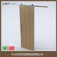 中山 厂家直供 不锈钢推拉门 优质不锈钢门 款式多样 移门