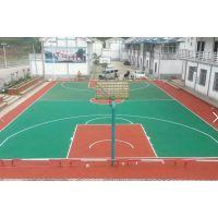 重庆塑胶篮球场铺设EPDM材料00351,山东东大胶水,专业施工,现场定制。
